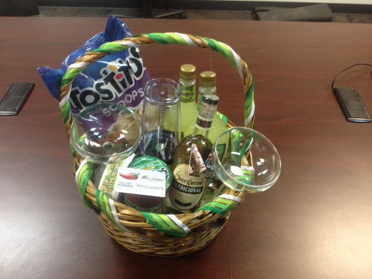 gift basket ideas for memorial day