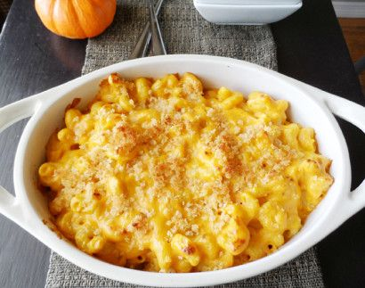 Smoky Pumpkin Mac and Cheese | Tasty Kitchen: A Happy Recipe Community ...