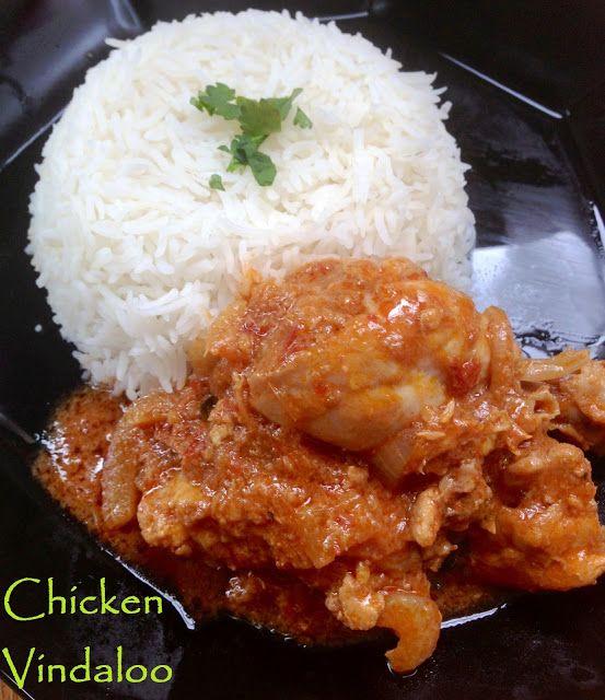 Chicken Vindaloo | eaterspot | Pinterest