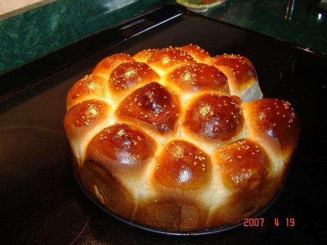 Buttermilk Cluster Bread | Gluten Gluttony | Pinterest