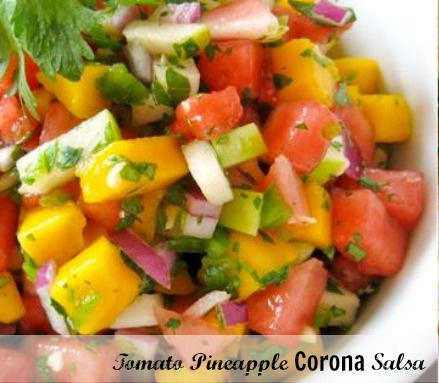 Pineapple Tomato Salsa Recipes — Dishmaps