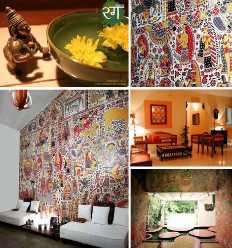 Indian ethnic home decor ethnic style pinterest for Ethnic indian home designs