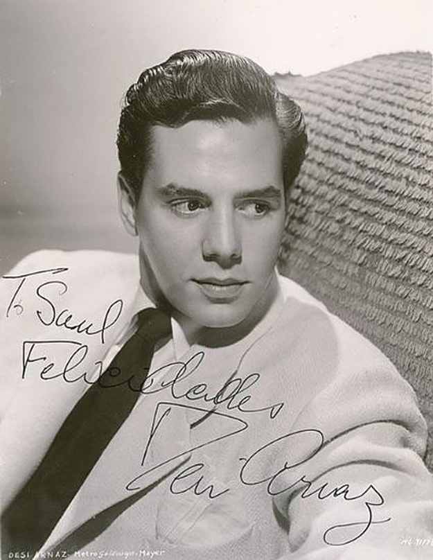 from Bryson is desi arnaz gay