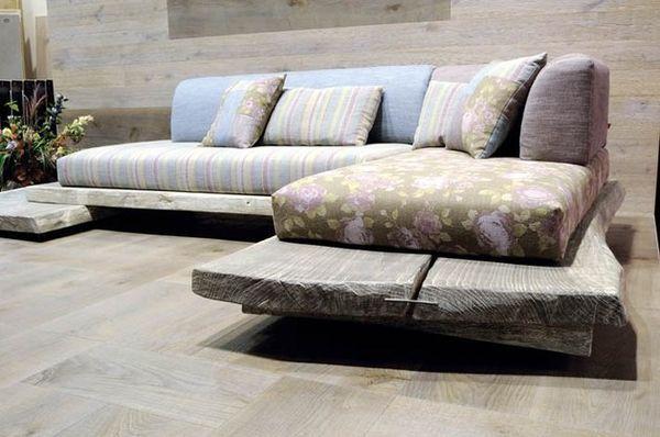 Raw Wood Furniture