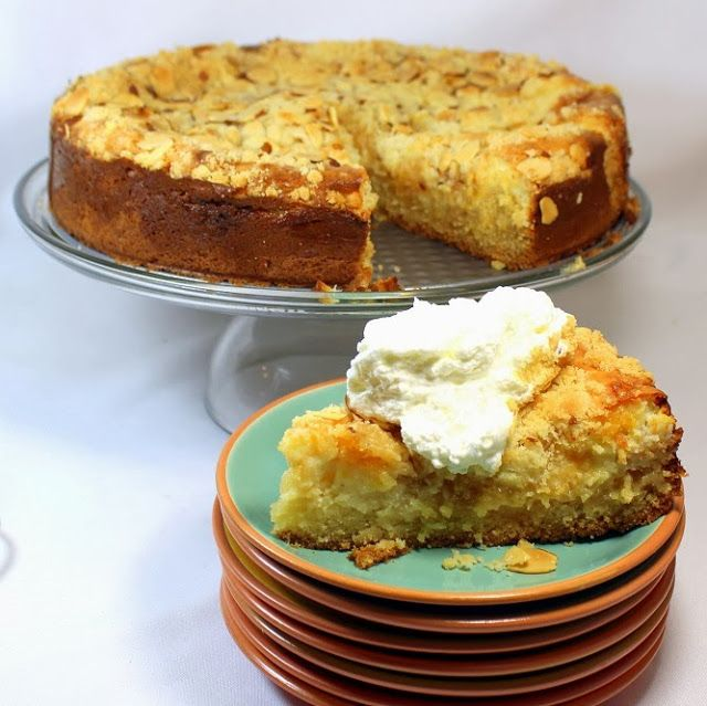 Inspired By eRecipeCards: CheeseCake Coffee Cake EASY with Jam (Any ...