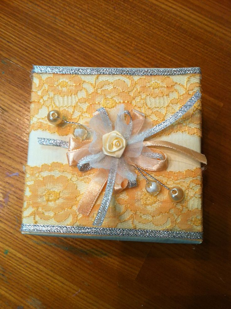 Diy Wedding Gift Wrapping Ideas : Wedding gift wrapping ideas DIY Design Pinterest