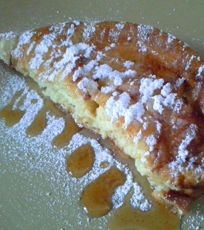 German Pancake - I'm gonna make this for my blog. I plan to add ...