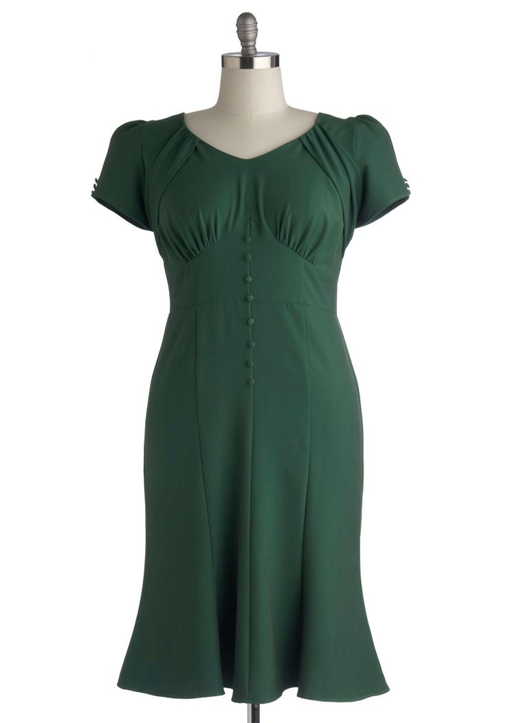 plus size clothes green