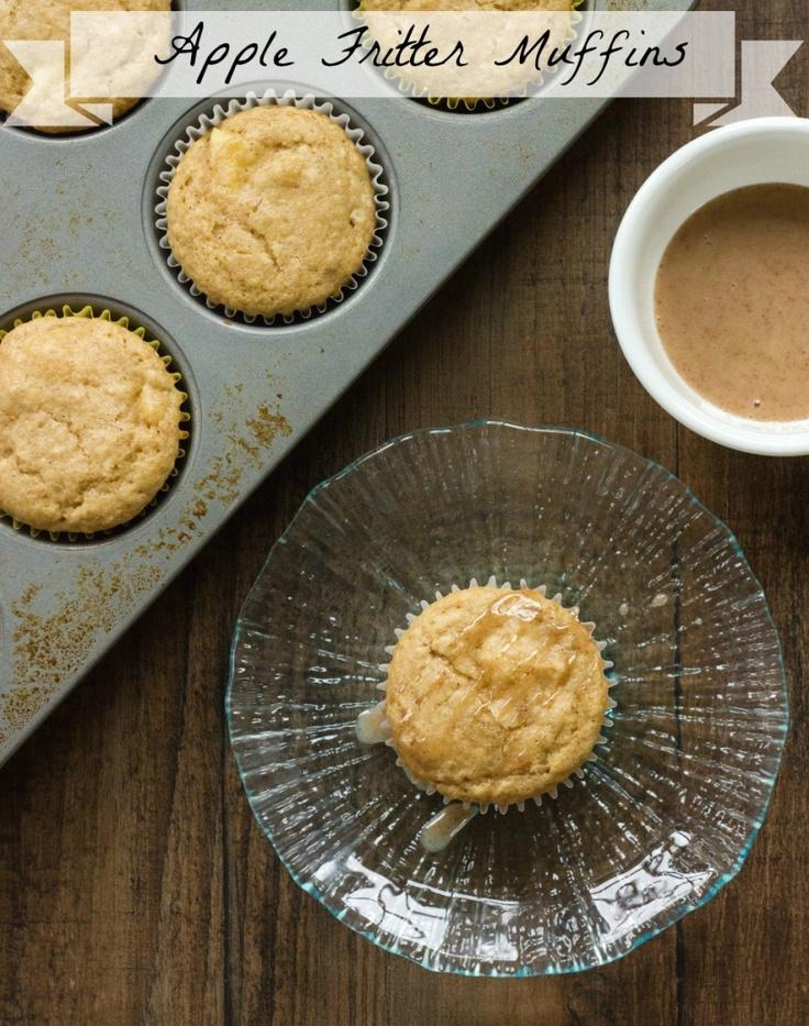 Apple Fritter Muffins | Recipe