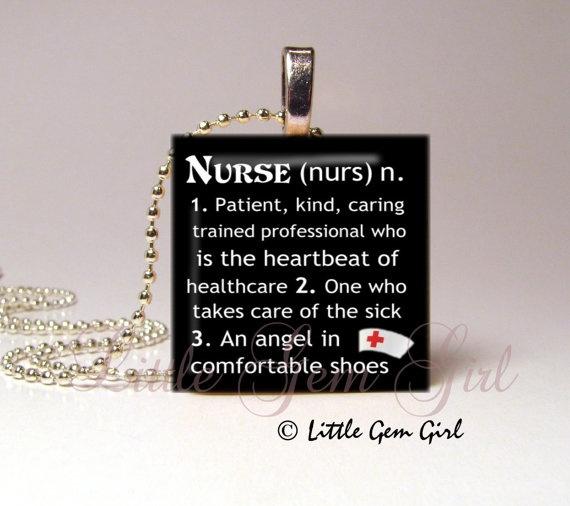 Nurse Dictionary Definition Style  Medical  RN by LittleGemGirl, $7.95