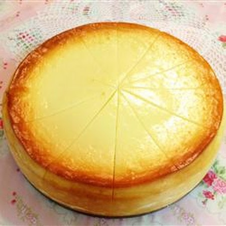 Chantal's New York Cheesecake Recipe | CAKE RECIPES | Pinterest