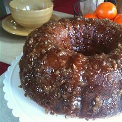 Golden Rum Cake Allrecipes.com | Foods to try | Pinterest