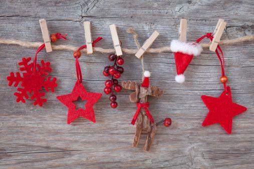 rustic christmas decorations, christmas banner