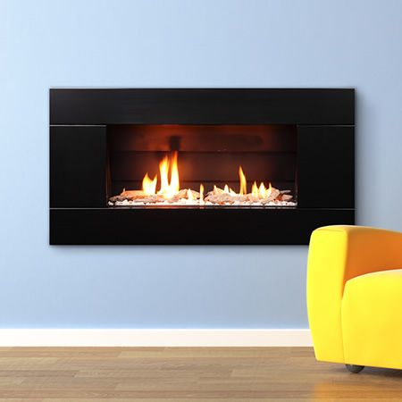 Wide Indoor Gas Fireplace 00 Lounge Ideas Pinterest