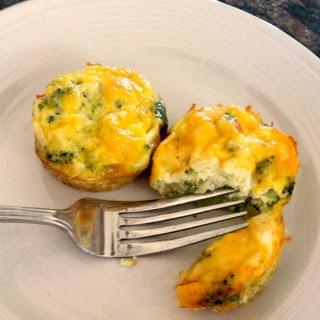 broccoli and cheese mini egg egg mini quiches baking eggs might take ...