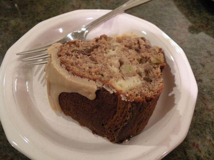 apple cream cheese bundt cake | Desserts & Snacks | Pinterest