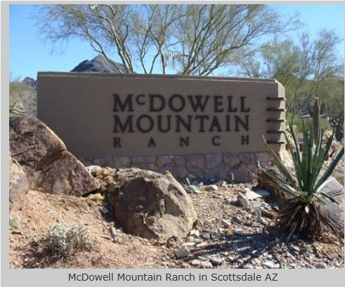 McDowell Mountain Ranch Arizona | Scottsdale Real Estate AZ