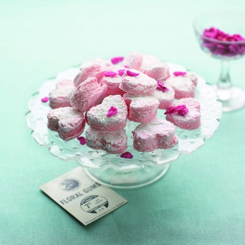Rose Flavored Marshmallows (recipe)