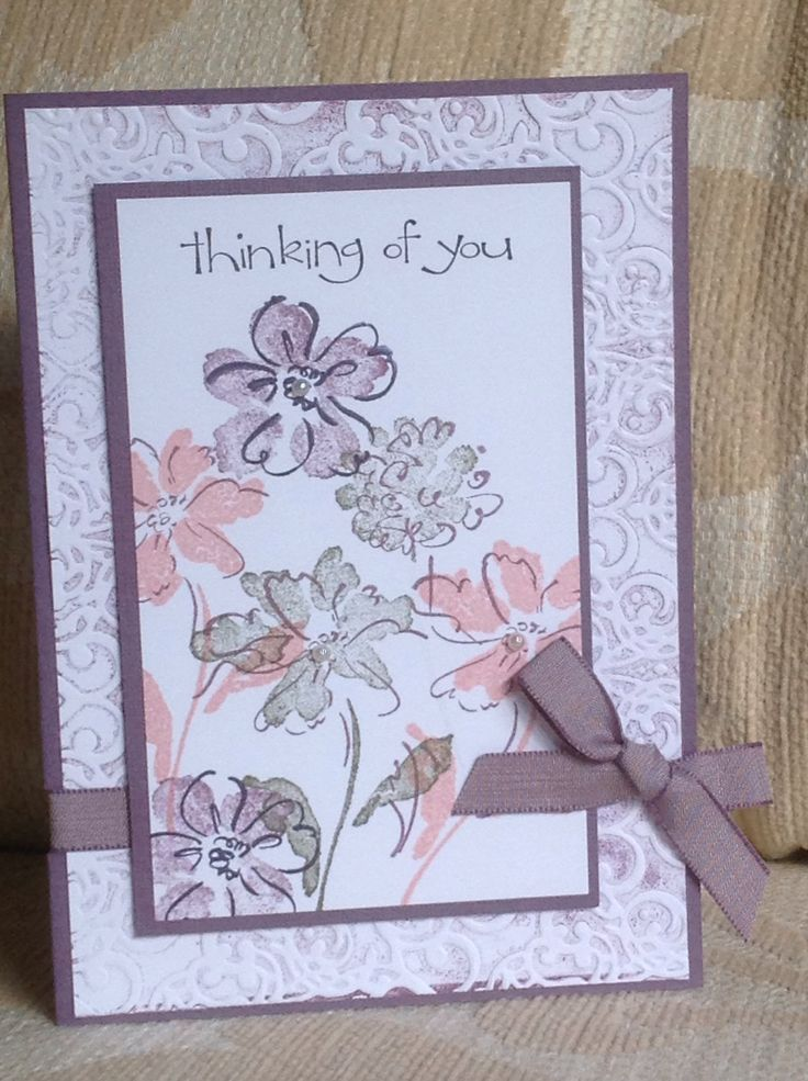 Sympathy card simple stampin up sympathy cards pinterest