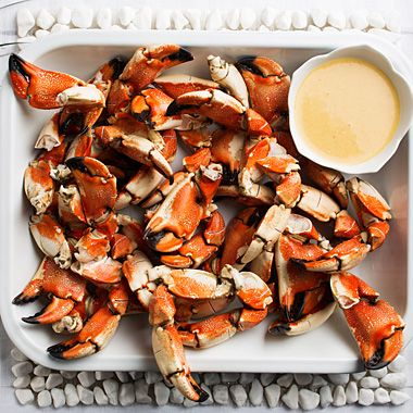 Stone Crab with Mustard Sauce | Recipe
