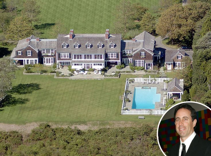 Celebrity Homes Celebrity Homes In The Hamptons