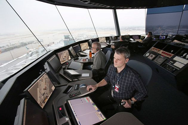 Air Traffic Controller online these