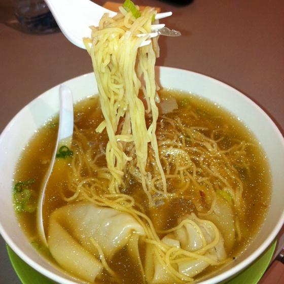Wonton noodle soup | Casseroles | Pinterest