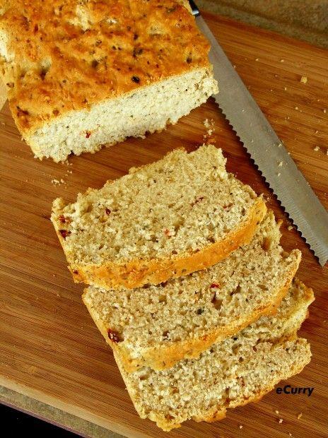 Herbed Beer Bread | Amazing food ideas | Pinterest