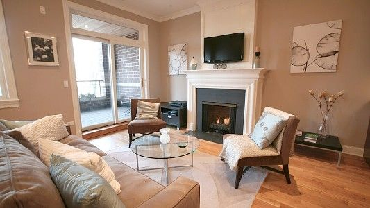Tv Above Fireplace Family Room Inspiration Pinterest