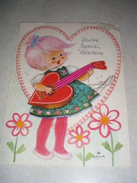 vintage valentine cards for sale