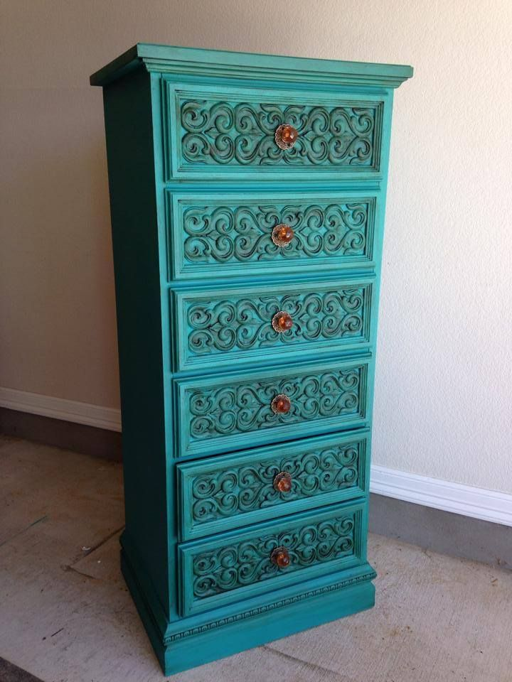Furniture painting ideas techniques - Annie Sloan Chalk Paint Florence Painting Tips