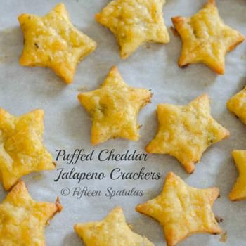 cheddar jalapeno crackers. | Grub | Pinterest