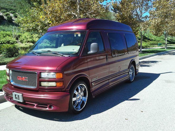 2000 gmc savana se limited explorer conversion high top high tops tops and conversion van