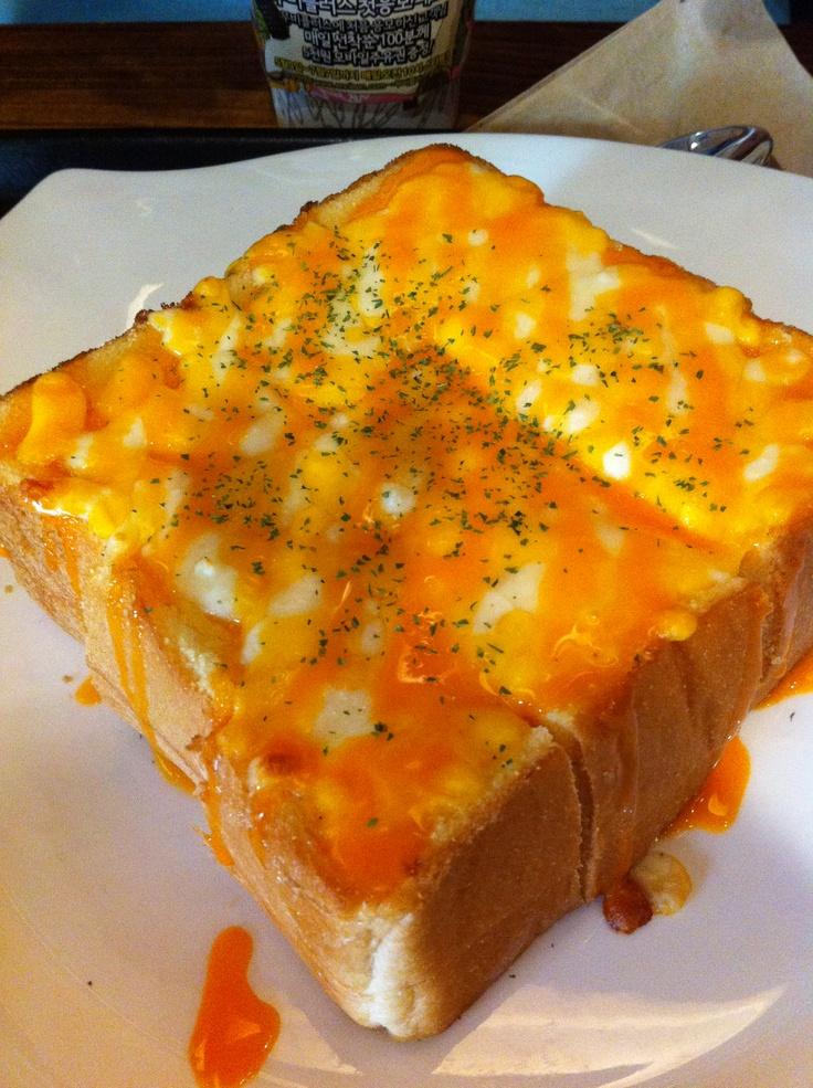 Garlic cheese bread | Future | Pinterest