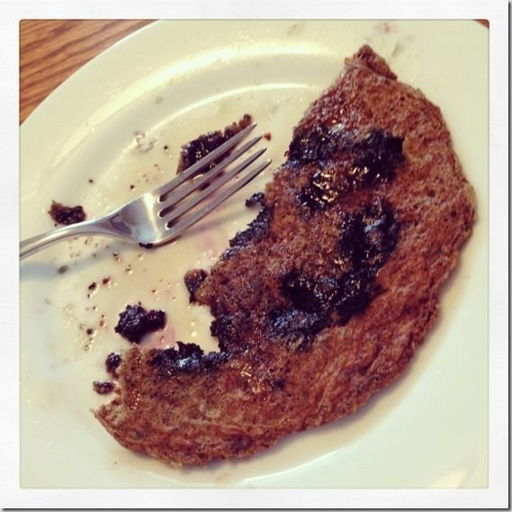 Gluten-free blueberry pancakes | Food Recipes | Pinterest