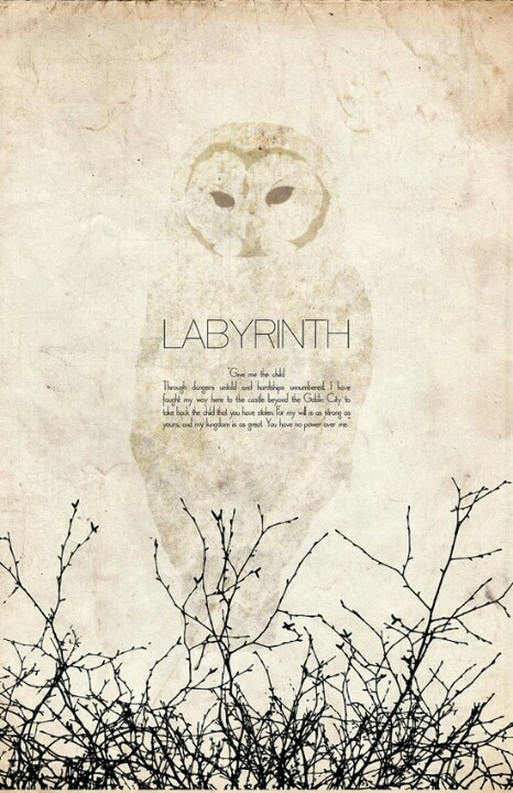 Labyrinth   You Have No Power Over Me   Pinterest Labyrinth Movie Quotes You Have No Power Over Me