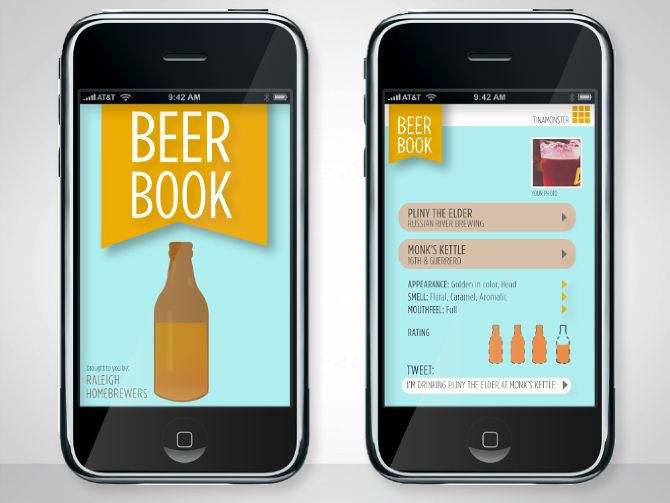 Raleigh Homebrewers Mobile App