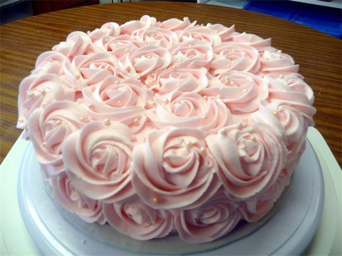 Pink Champagne Cake Oklahoma Wedding Pinterest