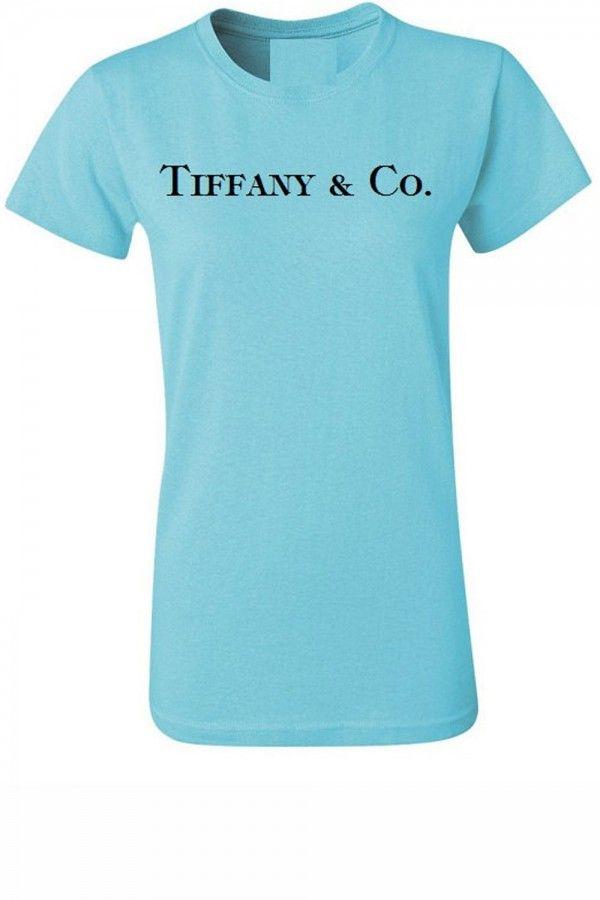 etsy tiffany amp co inspired logo tshirt my style xiii