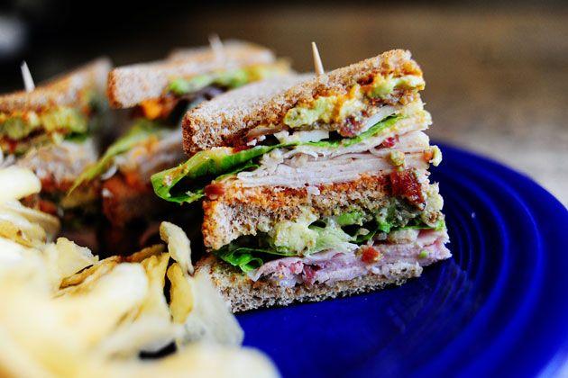 Killer Club Sandwich | Recipe