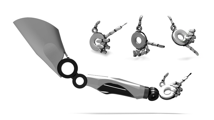 machanical arm/ prothesis