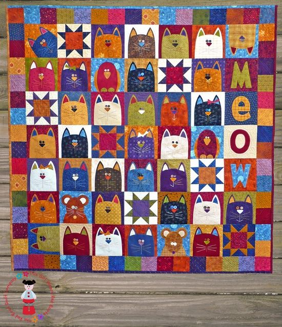 Pin by Janet the quilter on Applique Quilts 2 Pinterest