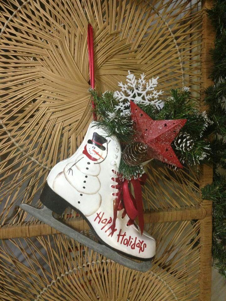 Pinterest Primitive Christmas