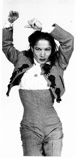 Carmen Amaya (1913–1963) was a Romani dancer who performed around ...