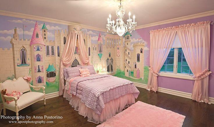 Princess Bedroom HOME DECOR Pinterest
