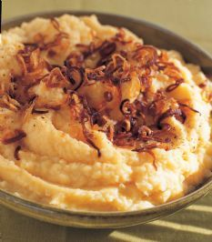 Barefoot Contessa - Recipes - Mashed Yellow Turnips With Crispy ...