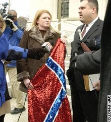 Confederate Flag Prom Dresses 11