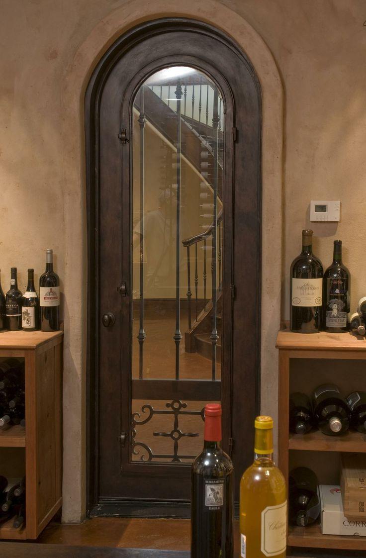 Wine room door idea rec room ideas pinterest for Room door ideas