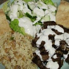 Traditional Gyro Meat Recipe | recipes | Pinterest