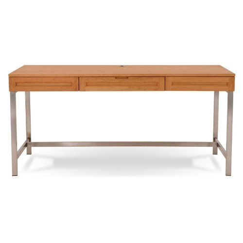 solid cherry writing desk